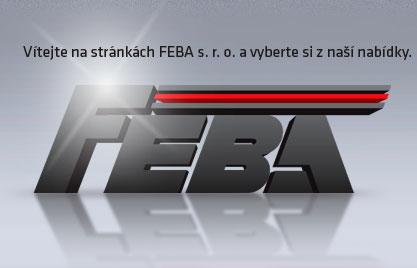 Logo FEBA s. r. o.